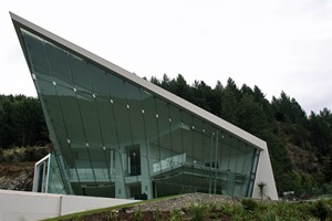 Structural - Frameless Glass Systems