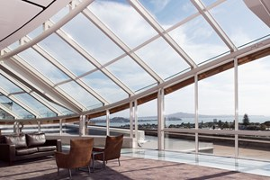 Thermosash Alpha Glazing System