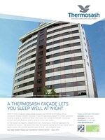 A Thermosash Facade lets you sleep well