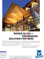 Thermosash + Woods Glass - Solution Partners