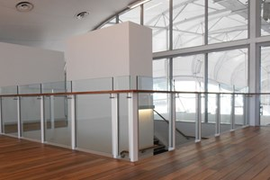 Stanchion Supported Balustrades